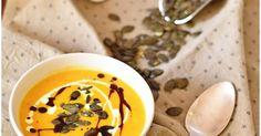 Herbstzeit ist Suppenzeit! Auch wenn ich als Kind ein absoluter Suppenkasper war und bis auf Muttis Kartoffelsuppe alle anderen verschmäht ...