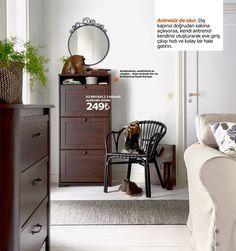 IKEA - Ikea 2016 Kataloğu: Hayatı Güzelleştiren Küçük Ayrıntılar! Ayakkabı Dolabı