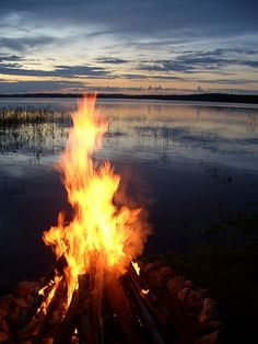 Campfires & Fireplaces