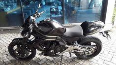 JUAL MOGE BEKAS : Jual Moge Seken ER6N Kawasaki 2012 FullPaper - JAKARTA