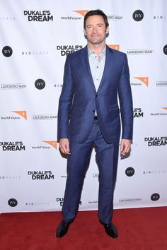 Hugh Jackman Photos - 'Dukale's Dream' New York Special Screening - Zimbio