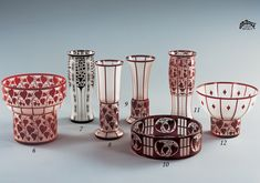 josef hoffmann art nouveau glass - Hledat Googlem