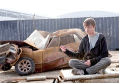 Dane Dehaan in Chronicle - Character inspiration #writing #nanowrimo #superpowers