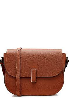 VALEXTRA Leather Shoulder Bag. #valextra #bags #shoulder bags #leather #