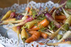 Ecco alcuni buoni motivi per cercare alternative all'arancione: carote scure, gialle, bianche e rosse.