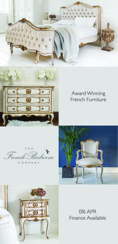 Welcome to the French Bedroom Company, award winning French furniture boutique. Explore our inspiring range of French beds and luxury bedroom furniture. Furniture Boutique, Luxury Bedroom Furniture, French Bed, French Furniture, Luxurious Bedrooms, Interior Ideas, Inspiration, Home, Style