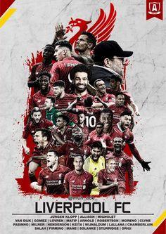 Ynwa Liverpool, Liverpool Champions, Liverpool Players, Liverpool Fans, Liverpool Football Club, Uefa Champions League, Mohamed Salah Liverpool, Soccer Tattoos, Liverpool Fc Wallpaper