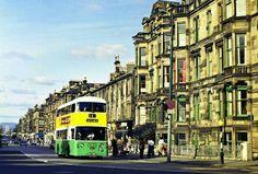The 14 to Castlemilk in Victoria Road, Glasgow. Glasgow Scotland, Scotland Travel, Glasgow Architecture, Family History Book, Glasgow City, Old Photos, Street View, Buses, Cities