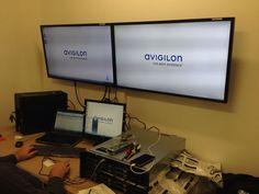Configurando en sistema Avigilon