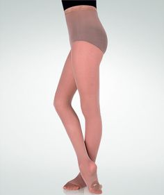 91c64b00a Body Wrapper s Womens TotalSTRETCH® Convertible Tights A31 Dance Tights