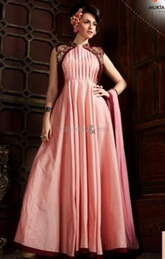 ab49d2b9a13be4 Designer Indian Gowns Style Dress With Latest Patterns For Party Online
