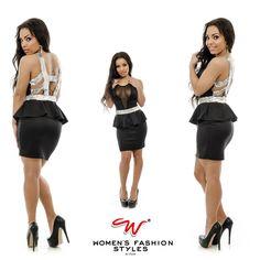 Robe DV disponible sur www.womensfashionstyles.fr