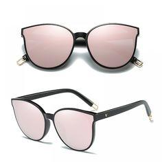 d20c49d3e4bf New Fashion Cat Eye luxury Women Sunglasses