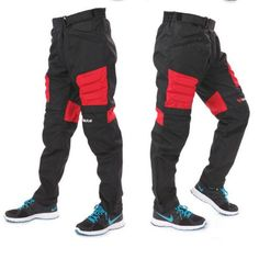 Men Racing Riding Trousers Pants With Knee Pad For DUHAN DK-02 SIZE M - XXL Euro 42,20