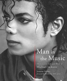 MJ Store | Man in the Music: The Creative Life and Work of Michael Jackson by Joe Vogel. Meticulously researched and documented, Man in the Music draws on hundreds of sources, including news archives, reviews, Jackson's own words, and interviews with key collaborators. With each chapter, Vogel takes the reader back in time, placing the music in its social and historical context, discussing its relation to Jackson's personal life, and revealing never-before-heard stories from the studio…