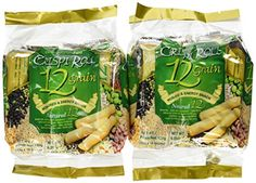 Crispi Roll 12 Grain Biscuit 2 Packs >>> Check this awesome product by going to the link at the image.