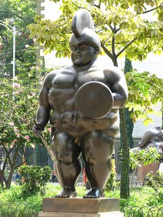 Fernando Botero - Soldier