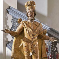 http://www.bamberger-antiquitaeten.de/wp-content/uploads/2015/11/1105-1024x1024.jpg Kaiser Heinrich II., 18. Jh.  neu auf www.bamberger-antiquitaeten.de