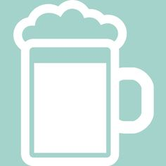 Wall decals whiteboards - Wall decal Beer foam - ambiance-sticker.com