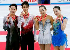 Japanese Medalists