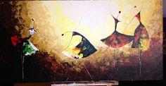 Art by Csaba Konyicska: Dansul chibritelor