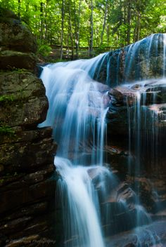 """The Flume""  DEWarwick Photography  (Shot in New Hampshire)"