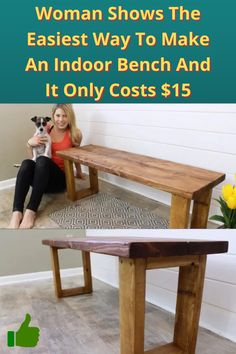 #Woman #Shows # Easiest #Way #Make #Indoor #Bench #Cost Winter Fashion Outfits, Casual Outfits, Making A Bench, Diy Bench, Biker Chick, Beauty Make Up, Hair Highlights, Balayage Hair, Couple Photography
