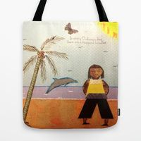 Tote Bags by Tiffany Alcide (owner Of WISE Art) | Page 2 of 3 | Society6