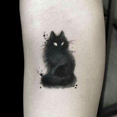30 charming cat tattoo ideas for cat lovers to try . - 30 charming cat tattoo ideas for cat lovers to try … - Tattoo Sketch, Tattoo Drawings, Body Art Tattoos, Girl Tattoos, Small Tattoos, Tattoos For Women, Tatoos, Belly Tattoos, Crazy Tattoos