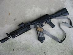 Tactical Ak-47.