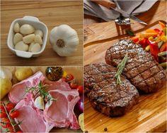 De ce să freci carnea pentru friptură cu un usturoi tăiat în două. Trucul senzațional | DCNews Steak, Steaks, Beef