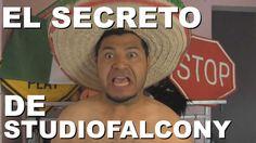 El SECRETO DEL CRECIMEINTO DE @STUDIOFALCONY