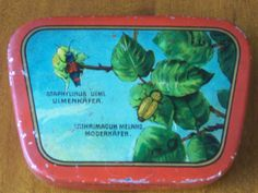 Hartwig and Vogel tin