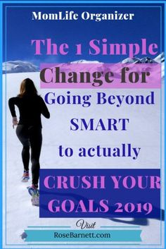 Ready to Crush Your Goals? But how do you reach your goals when you've already tried everything? Well I have news for you, you haven't. There is a simple key to achieving your goals. Becoming Mom, Life Organization, Organizing, Happy Mom, Time Management Tips, Achieve Your Goals, Setting Goals, Parenting Advice, Self Improvement
