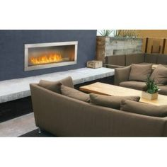 Vermont Casting Aura Direct Vent Gas Fireplace | Fireplaces and ...