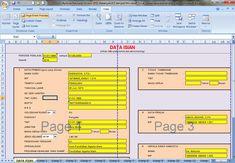 [.xls otomatis] Software Penilaian Kinerja (PK) Golongan II C Berbasis Aplikasi Excel Free Download