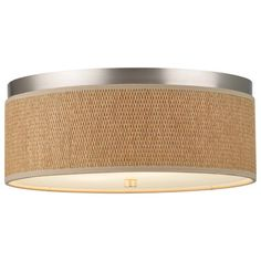 Bay Isle Home Kailua 2 Light Flush Mount & Reviews | Wayfair