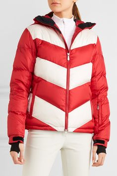 Perfect Moment - Super Day quilted down ski jacket d131d92d4