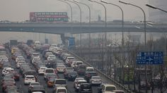 Shenzhen China restricts car sales due to pollution