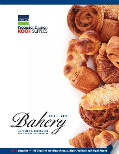 Our Bakery Catalog is full of the supplies your bakery, deli or catering business needs to run smoothly. Visit our website to view our interactive catalog and request your free copy!