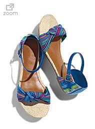 tribal sandals - Marshalls