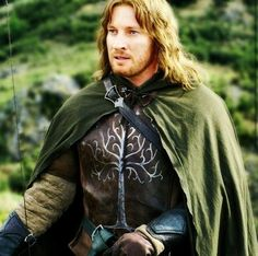 Faramir, son of Denethor.