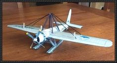 The Flight of the Phoenix - The Phoenix free paper model download