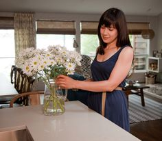 Decorating tips for the summer home . . .