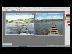 Watercolour Painting Critique: Improve your Landscapes - YouTube