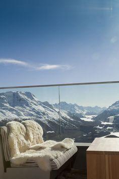 Switzerland   Muottas Muragl