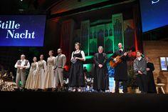 3x ausverkauftes Brucknerhaus 6.12.2015 Concert, Movie, Silent Night, Recital, Concerts, Festivals