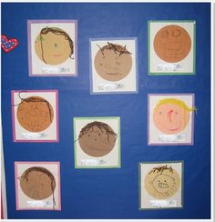 Teaching The Little People: All About Me in Preschool