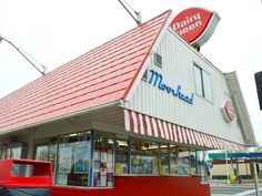 The Moorhead, MN Dairy Queen is a local icon because it's where the Dilly Bar, a beloved chocolate-dipped ice cream puck-on-a-stick, was invented—but that's not something Dairy Queen's central corporate office admits.
