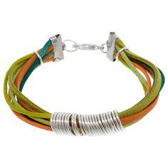 I Want It Olive Bracelet | Fusion Beads Inspiration Gallery